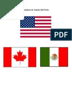 Banderas de America Del Norte.docx