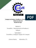 Componentes Internos de La PC(2)