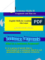 Wk 7 Tutorial Fragments Run-Ons