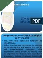 Consultas SQL Mas Complejas