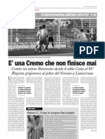 La Cronaca 19.10.2009