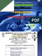 EXPOSICION 1 (Parametros Del Agua)