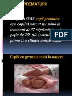 prematurii  +