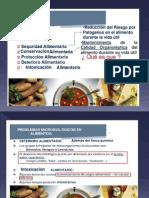 Salud-Riesgos Sanitarios Alimentos
