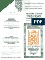 III Seminario Edicion y Traduccion