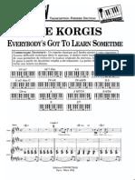 Everybody's Got to Learn Sometime - Korgis
