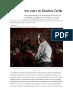 Los hombres clave de Sánchez Cerén