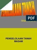 2. PENGELOLAAN TANAH MASAM
