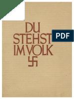 Belstler, Hans - Du stehst im Volk (1943)