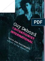 Guy Debord and the Situationist Int.