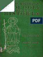 74476337 Hans Urs Von Balthasar Teologia de La Historia