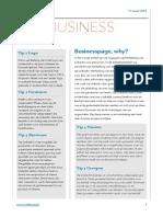 Businesspagina