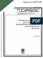 Reglamento   Cirsoc 302