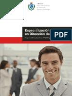 IEP-Especializacion en Direccion de Empresas