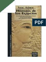 Asimov, Isaac - Historia de Los Egipcios (Vol.2)