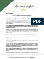 2012 01 15 Diez claves para una sonrisa perfecta.pdf