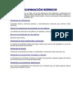 ALUMBRADO (No Impreso)