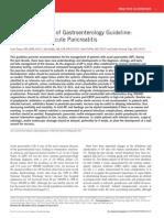 ACG Guideline AcutePancreatitis September 2013