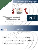 Apresentação Equipe ALR-UFMG