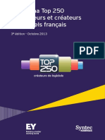 Panorama Top250 2013 Ey Syntecnumerique