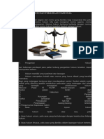 Bab II Sistem Hukum Dan Peradilan Nasional