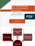 Anamnesis, Pemeriksaan Fisik, Dan Status Pasien