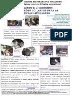 1 Produzindo e Divertindo Contribuicoes Do Laptop Para as Multiplas Linguagens