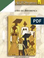 livro percepções da diferença