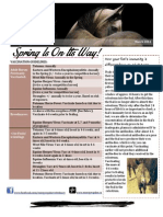 EE March Newsletter