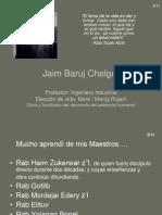 Jaim Baruj Chelger