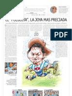 Suplemento Especial - Deca de mi vida - diario La Gaceta, Tucumán, Argentina - Por Julio Coronel