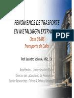 FTM Clase 10 Transporte de Calor 1