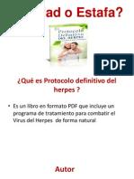 Protocolo Definitivo Del Herpes-revision