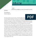 Luca Chiantore - Una, nessuna o centomila. Apuntes Históricos y Reflexiones Ontológicas en Torno al Concepto de Escuela Pianística