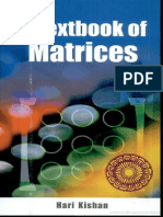 A text book of matrices