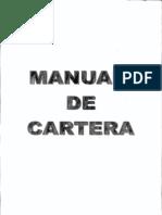 Manual Cartera