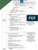Plano de Curso Filosofia 2014