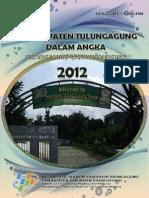 Tulungagung Dalam Angka 2012