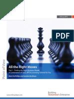 Right Business Model(INfosys BPO)