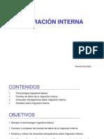 Conceptualizacion de La Migracion, Segun La Demografia.
