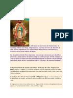 Apariciones de Nuestra Señora de Guadalupe al Beato Juan Diego