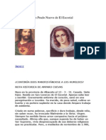 Jesús y María en Prado Nuevo de El Escorial