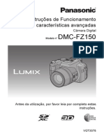 Panasonic Lumix DMC-FZ150 - Guia Do Usuario(ORIG)
