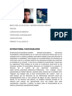 _ESTRUCTURAL FUNCIONALISMO_
