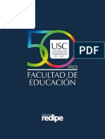 Artículos del LIBRO_50_AÑOS_EDUCACION_U SC