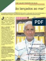 Entrevista José Valdir