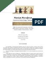 Musica Mundana - Conjunto de Musicas Antigas e Tradicionais