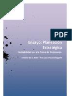 Ensayo Plane Ac i One Strategic A