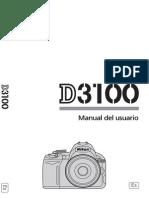 Manual Nikon d3100