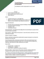PMP Handouts - Pratul